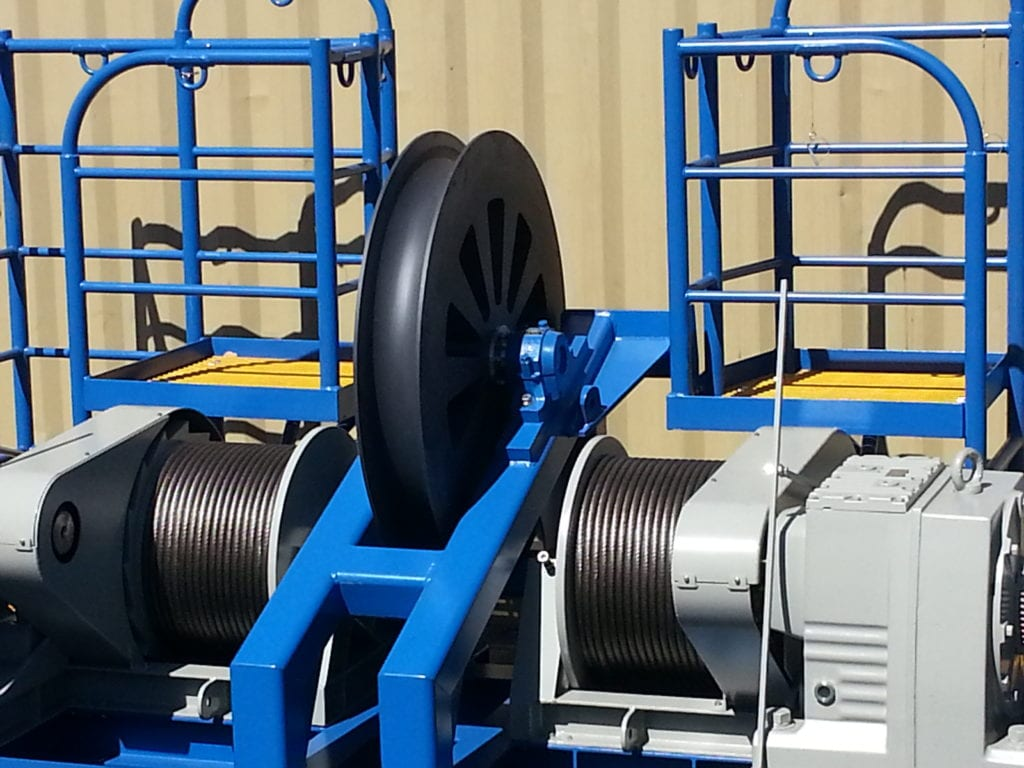 Cable Handling System