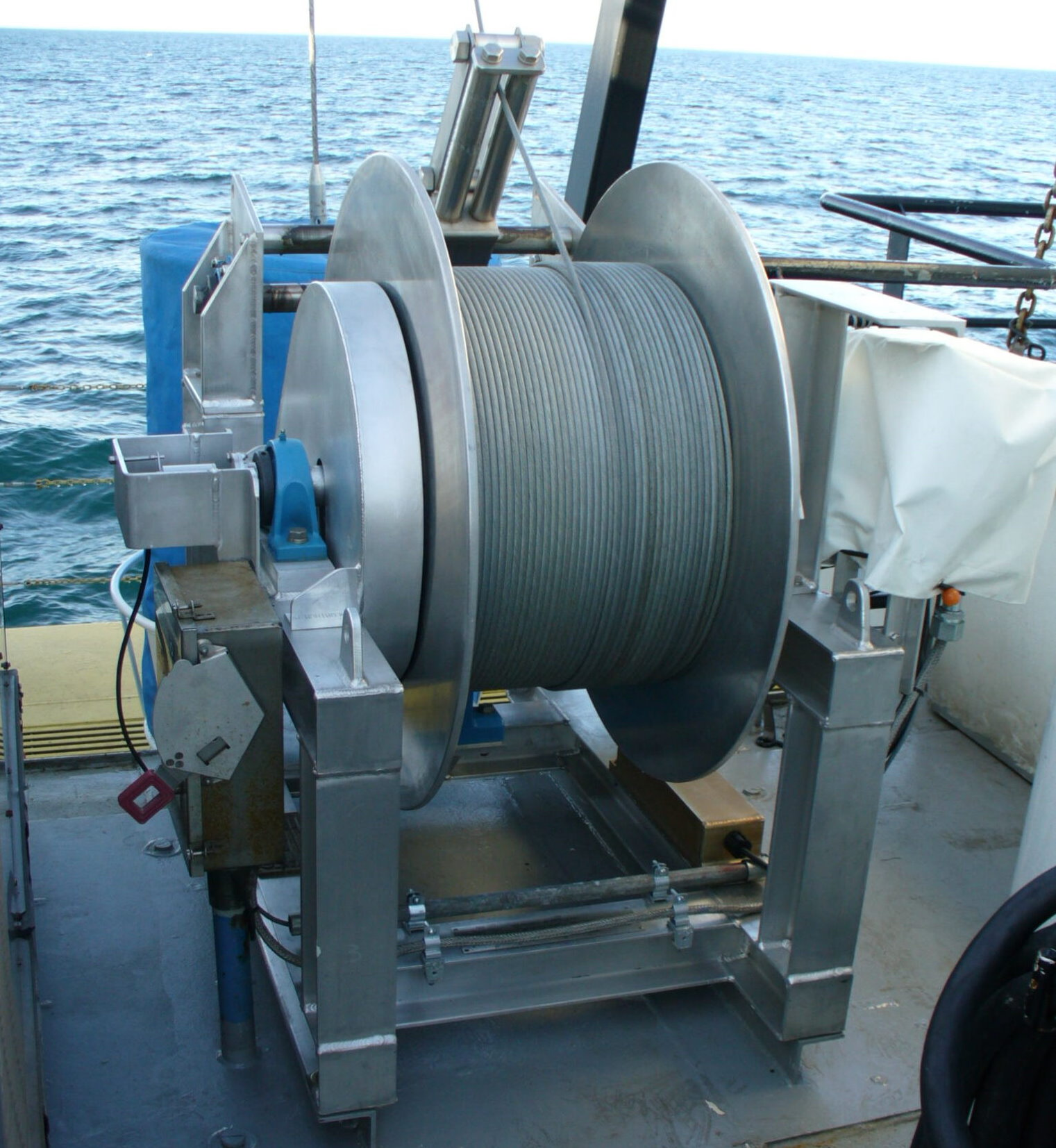 InterOcean Systems Winch Model 10031