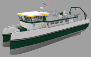 Chartwell Marine University of Vermont Survey vessel