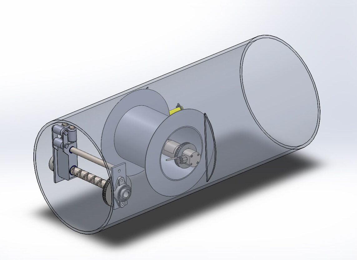 Sub Winch Assembly