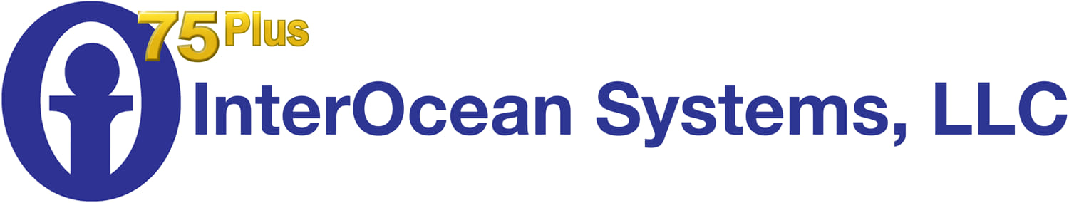 InterOcean Systems 75th Logo
